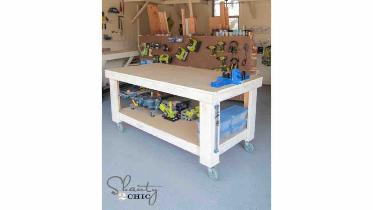 Build a Workbench for your workshop