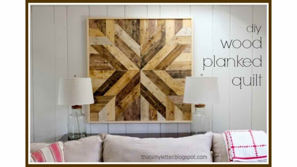 quilt,wooden,scrap wood,diy,free woodworking plans,free projects,do it yourself