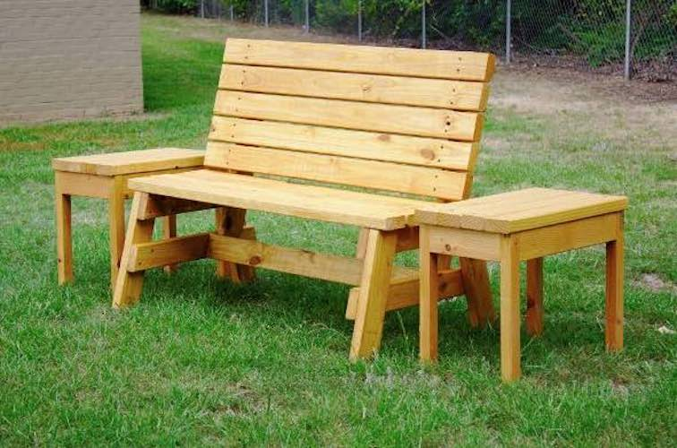 Bench for Outdoors PDF