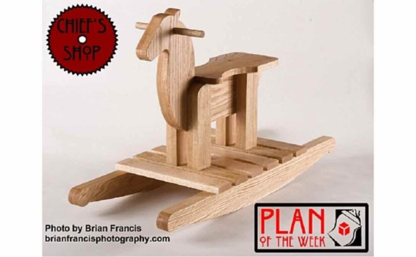 rocking horse,childrens,diy,free woodworking plans,free projects,do it yourself