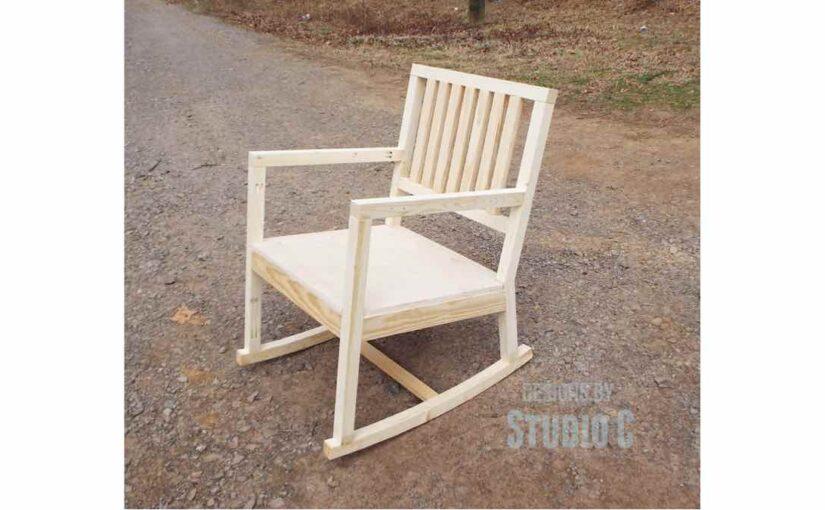 Studio C Rocking Chair