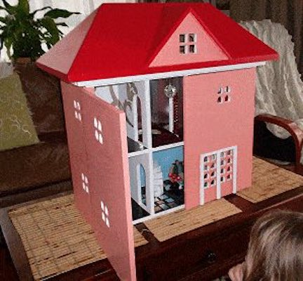 Five Room Doll House