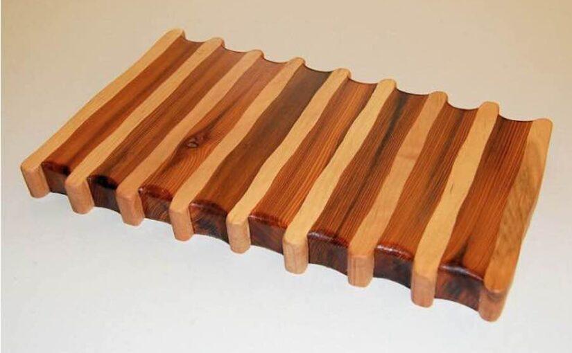 Rack O Ribs Cutting Board