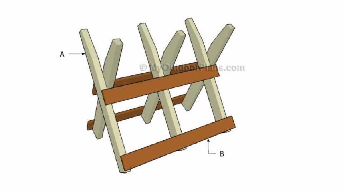 How to Build a Sawbuck