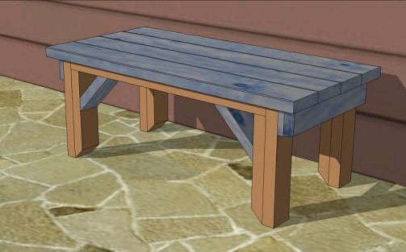 Country Bench PDF