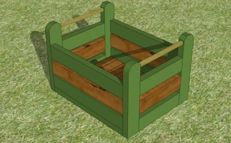Garden Tote PDF