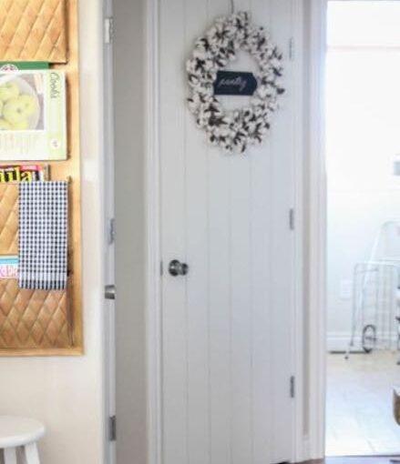 Wood Planked Door
