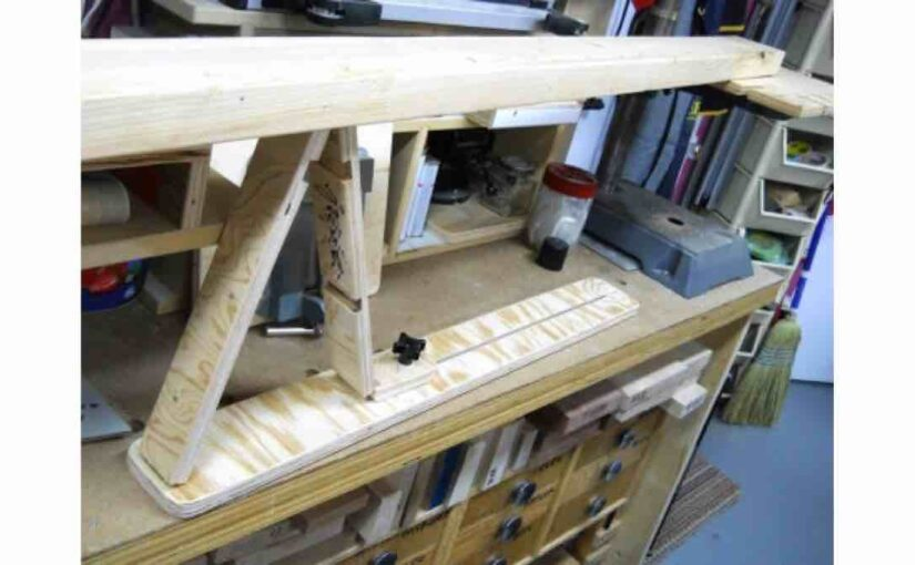 Third Hand Support Jig free project