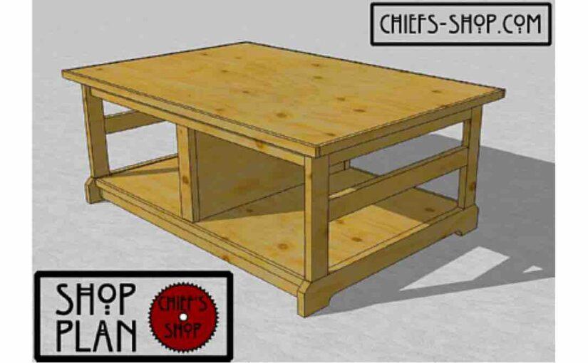 Assembly Bench