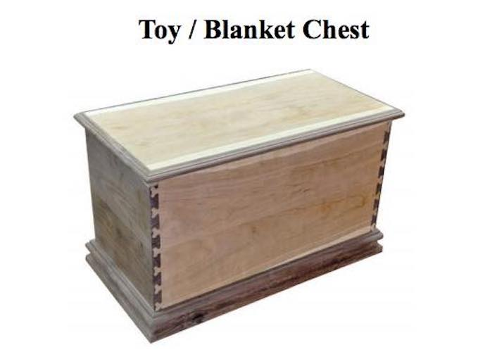 Toy or Blanket Chest