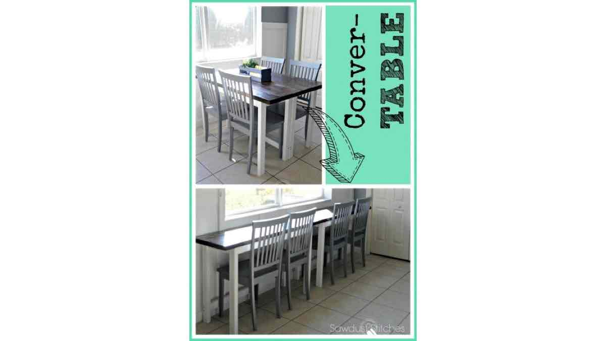 kitchen tables,furniture,diy,free woodworking plans,free projects,do it yourself