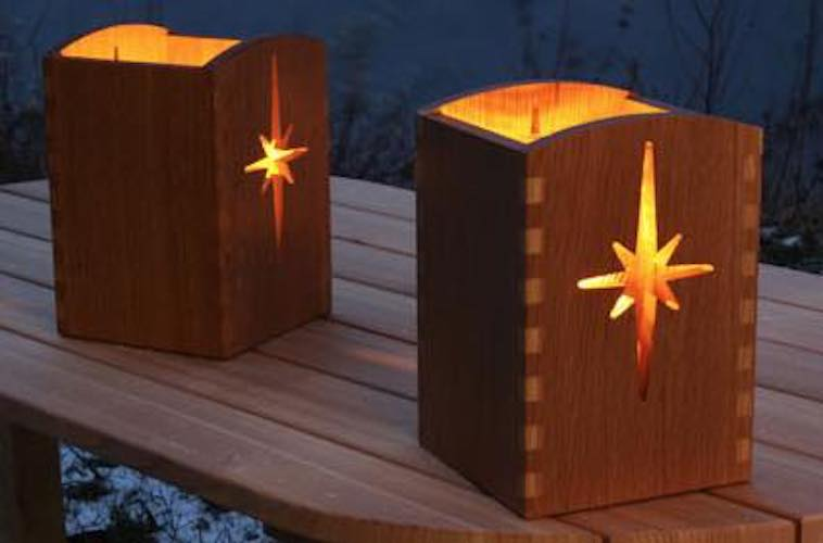 Free plans to build a Luminary.