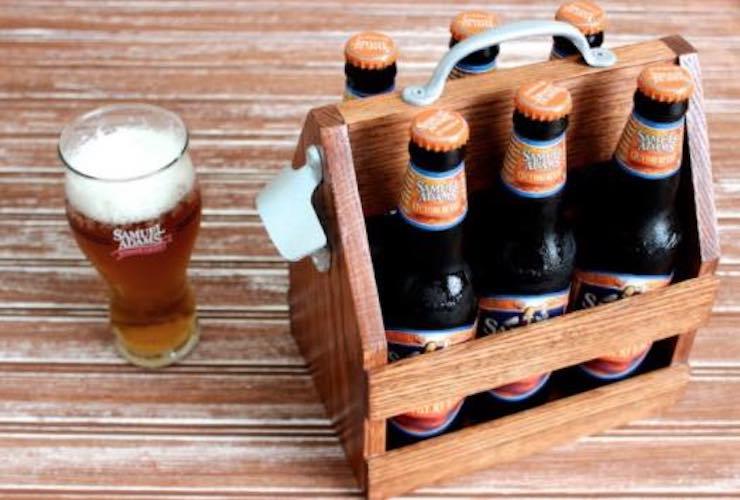 Beer Tote Free Plans