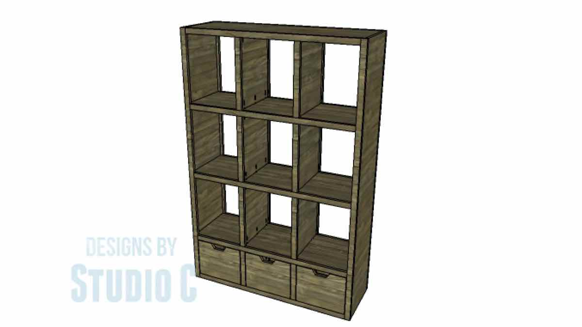 room dividers,bookcases,furniture,diy,free woodworking plans,free projects,do it yourself