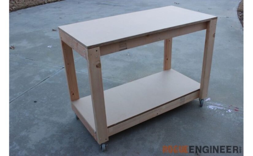Easy Portable Workbench