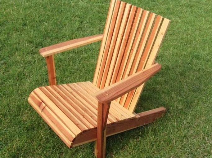 Adirondack Chair One Board
