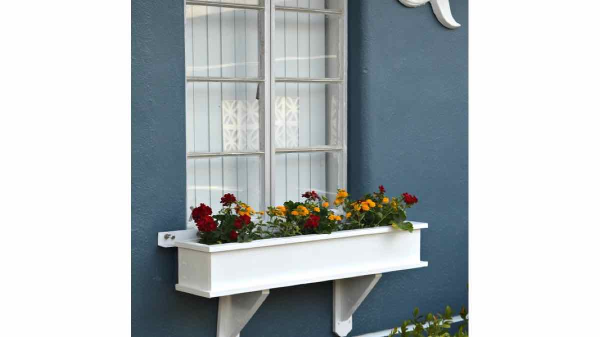 window boxes,diy,free woodworking plans,free projects,do it yourself