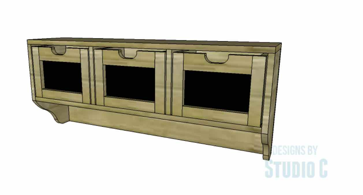 entryway shelves,coat racks,chalkboards,diy,free woodworking plans,free projects,do it yourself