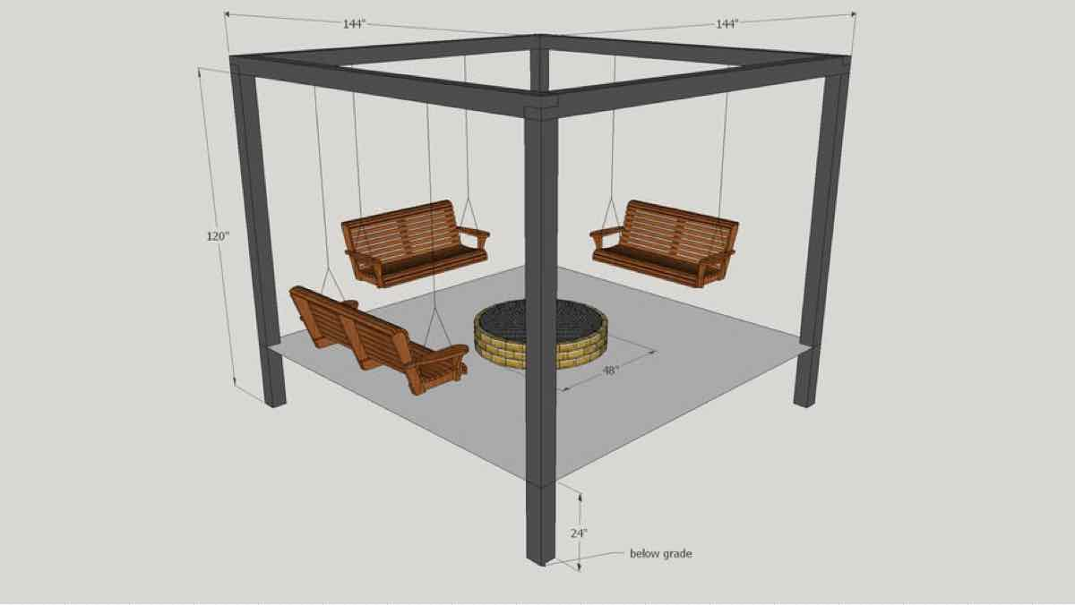 swing sets,wooden,diy,free woodworking plans,free projects,do it yourself
