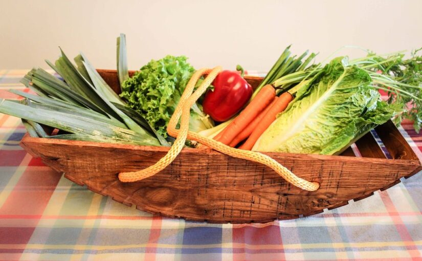 Harvest Basket PDF