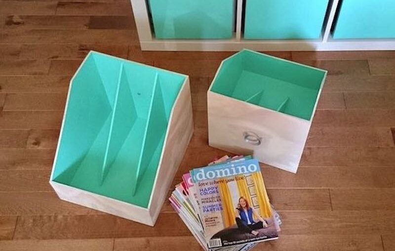 Magazine Holders by Bob Vila