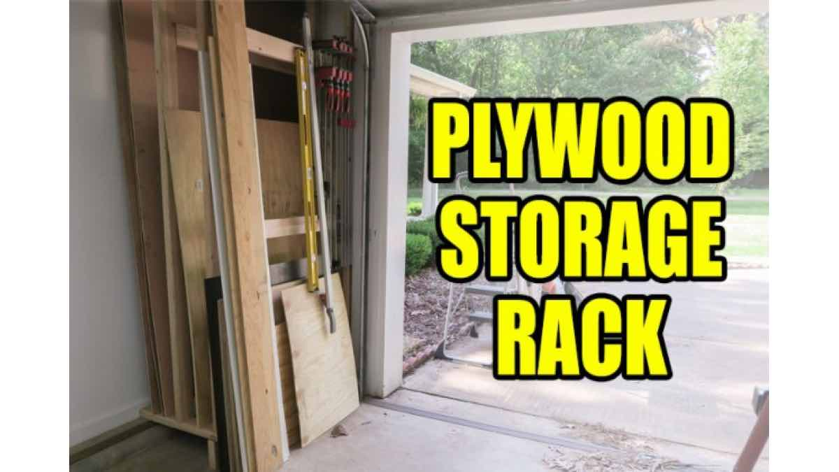 lumber racks,plywood racks,sheet goods racks,diy,free woodworking plans,workshop projects,do it yourself