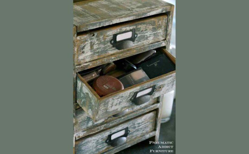 Countertop Storage Drawers