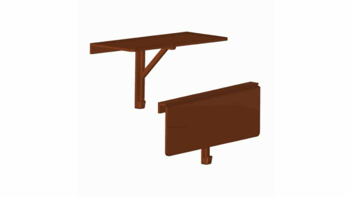 drop leaf tables,folding tables,drop down tables,wall mounted tables,diy,free woodworking plans,free projects,do it yourself