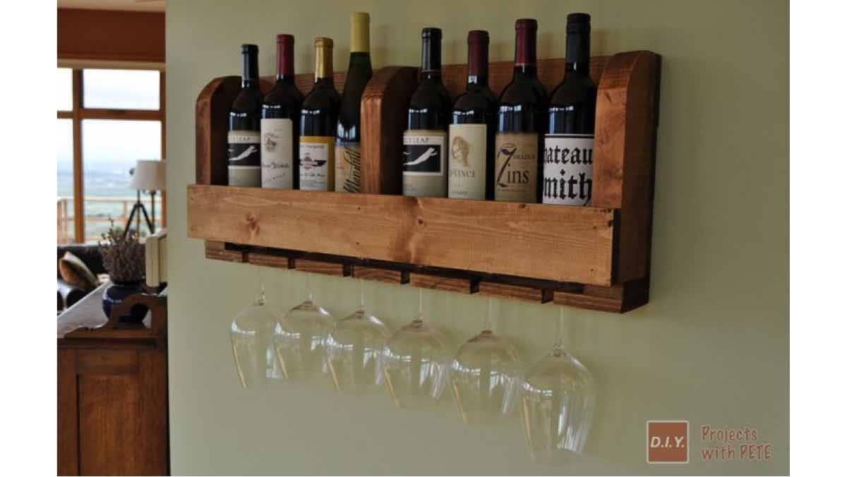 wine racks,easy,beginners,diy,free woodworking plans,free projects,do it yourself