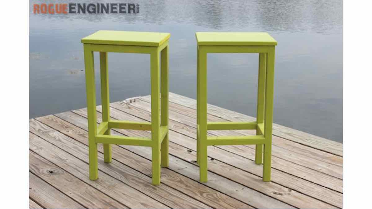 bar stools,furniture,diy,free woodworking plans,free projects,do it yourself