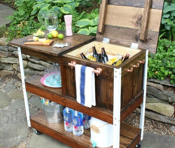 Grilling Cart