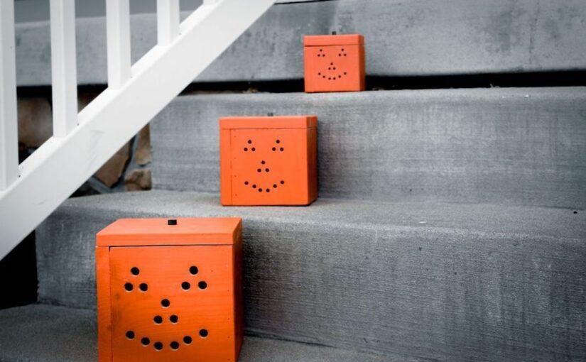Stackable Pumpkins