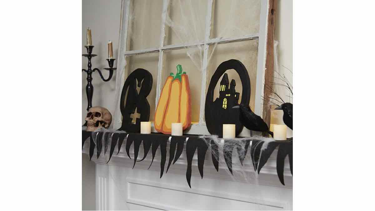 halloween,BOO,scroll saws,diy,free woodworking plans,free projects,do it yourself