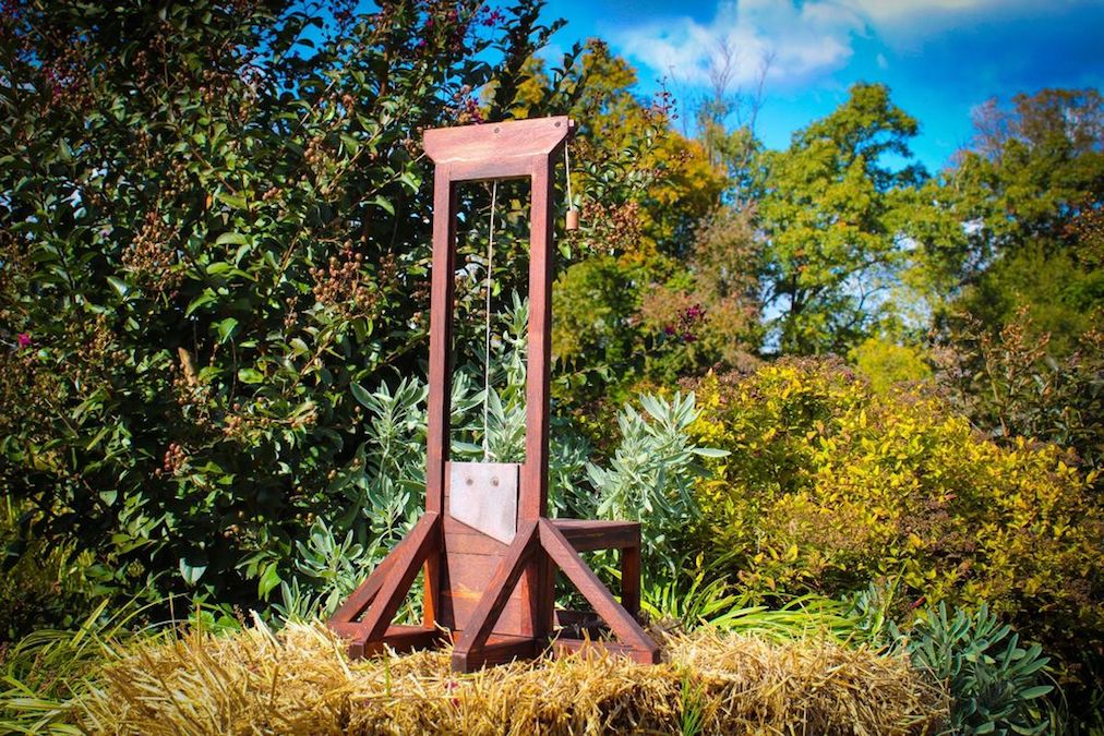 How to build a Mini Guillotine free project