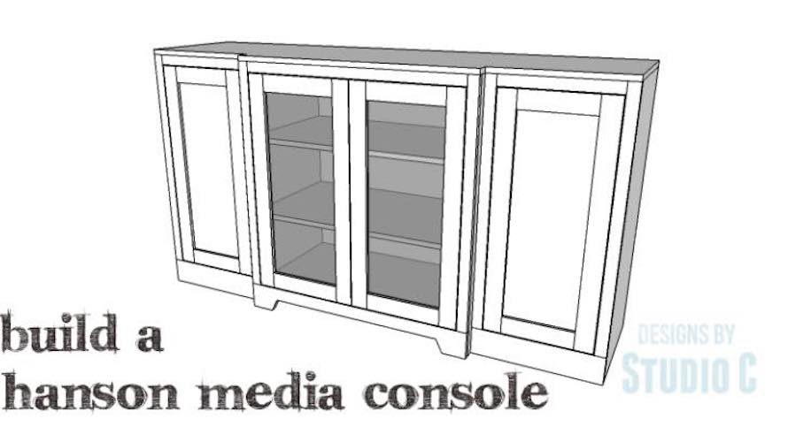Build a Hanson Media Console using free plans.
