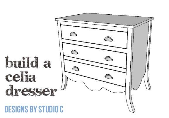 Dresser free woodworking plan.