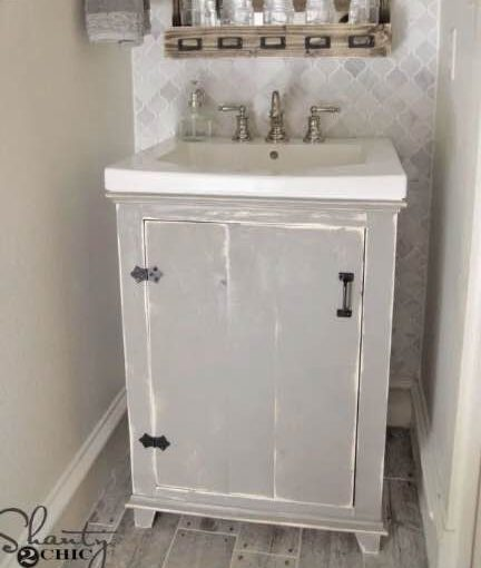 Bathroom Vanity PDF