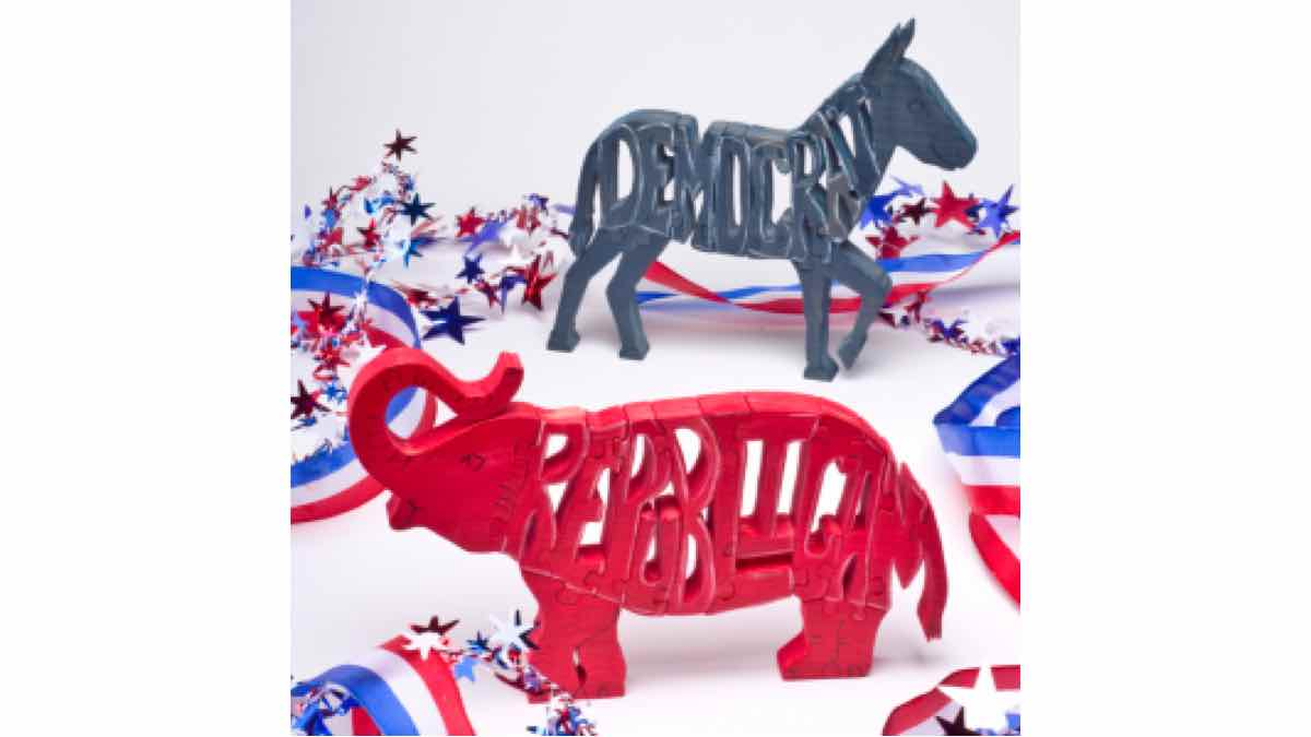puzzles,political,republican,democratic,patriotic,scroll saws,diy,free woodworking plans,free projects,do it yourself