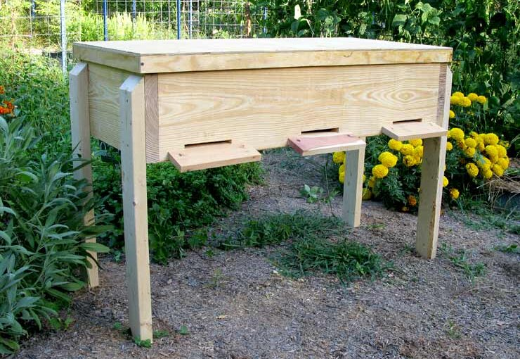 Long Langstroth Hive