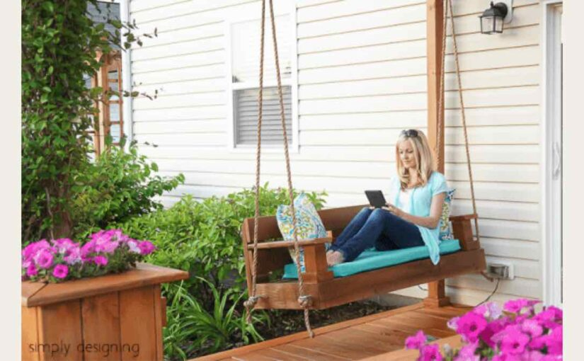 Designing a Porch Swing