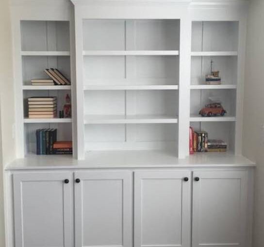 Bookcase Built In PDF