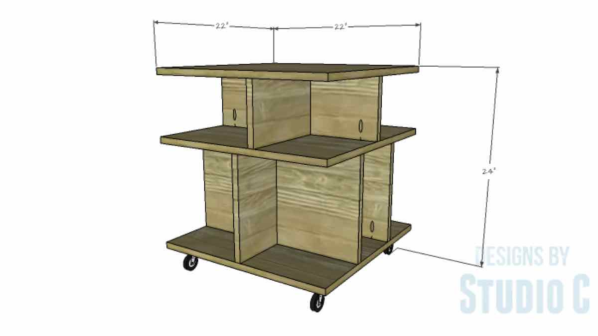 tables,storage tables,furniture,diy,free woodworking plans,free projects,do it yourself
