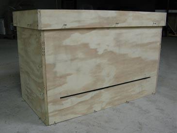 Build a Single Wall Horizontal Hive.