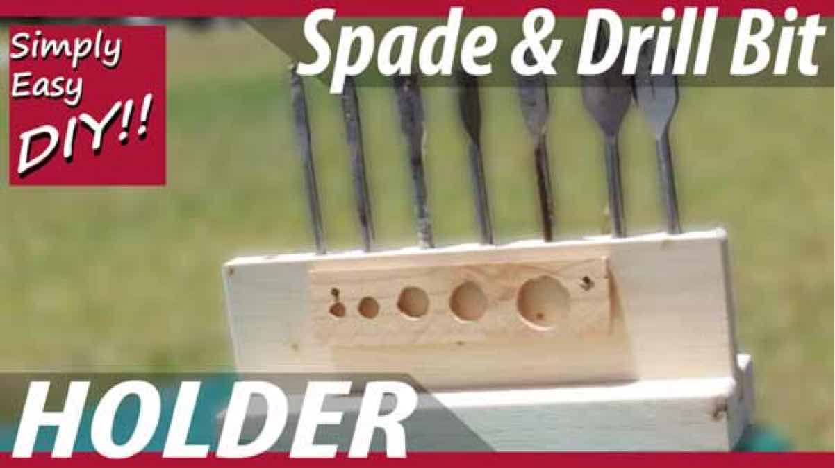 drill bit holders,workshops,organization,diy,free woodworking plans,workshop projects,do it yourself