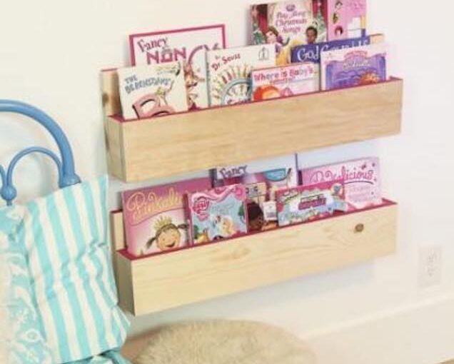 Pocket Shelves