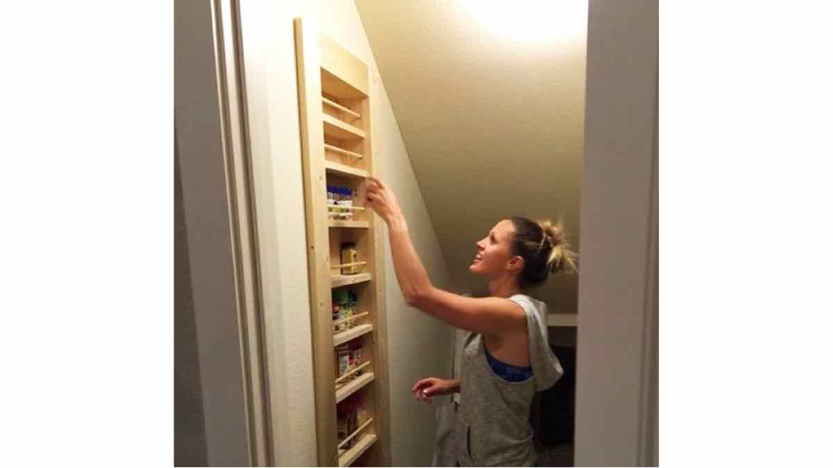 spice racks,kitchens,diy,free woodworking plans,free projects,do it yourself