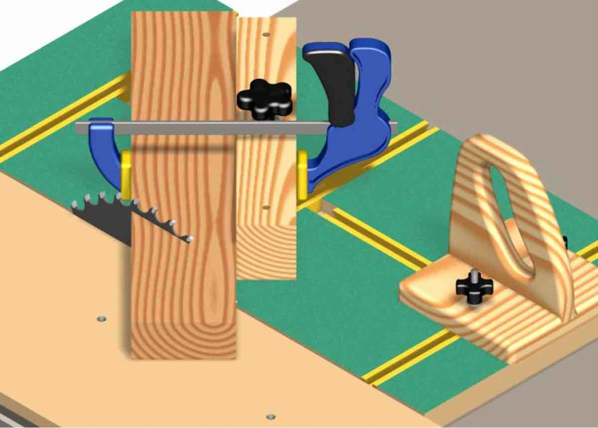 How to build a Miter Fence Accessory PDF
