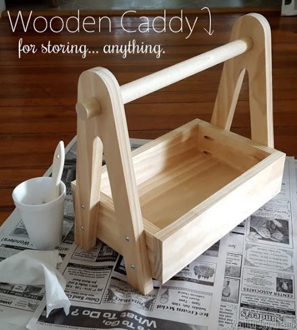 Free plans to build a Caddy.