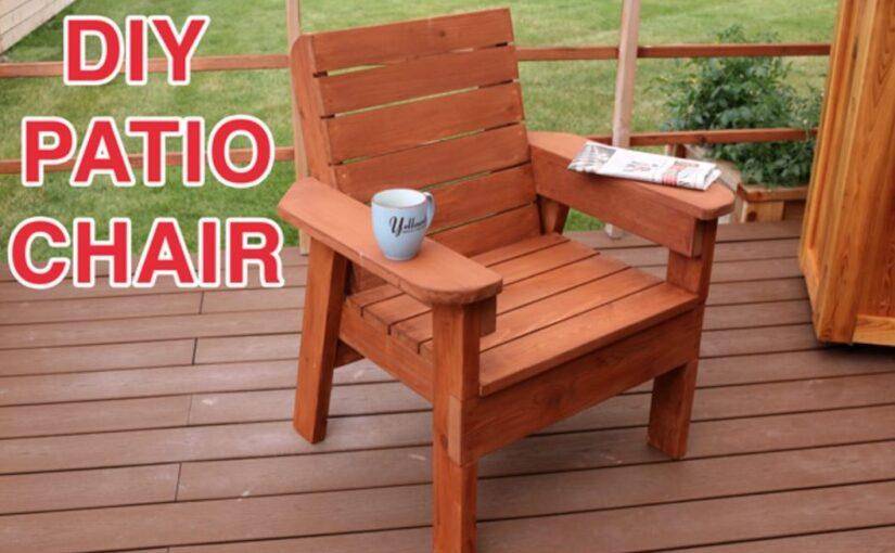 Patio Chair PDF