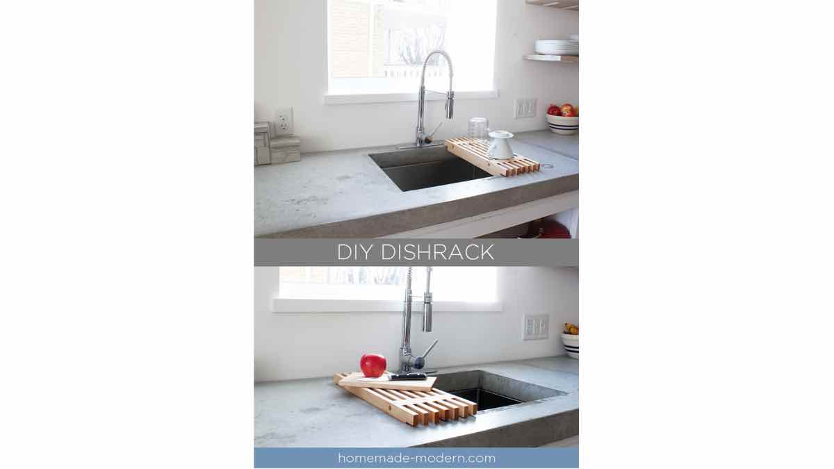 dish racks,wooden,kitchens,diy,free woodworking plans,free projects,do it yourself